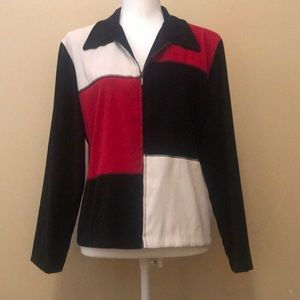 Jackets & Blazers - Women's Zip-up Blazer